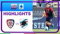 Match Highlights | Cagliari 3 vs 1 Sampdoria | Serie A 2021/2022