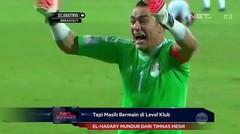 El Hadary Resmi Mundur dari Timnas Mesir