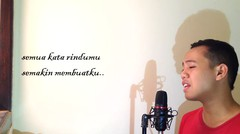 Kangen - Dewa19, acoustic cover by elan mustakmal (with lyrics)