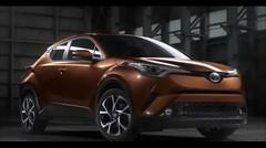 Toyota C-HR Keluar Di Indonesia?