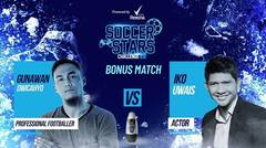 Soccer Stars Challenge 2.0 Episode 7 Bonus Match: Gunawan Dwi Cahyo VS Iko Uwais - 25 Juni 2021