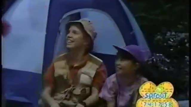 Barney Amp Friends A Camping We Will Go Vidio Com