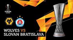 Full Match - Wolves vs Slovan Bratislava | UEFA Europa League 2019/20