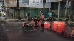 Suasana PSBB Jawa Barat Khususnya di Pantura Cirebon