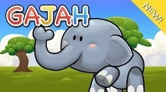 Lagu Anak Indonesia - Gajah