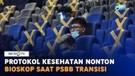 Protokol Kesehatan Nonton di Bioskop Saat PSBB Transisi
