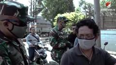 "Kodim 0502 Jakarta Utara ""Jangan Mudik"" BEGINI JADINYA !!!"