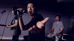 BARRIS - 'Bad Boy' Mini Band Set (Live in Garage)