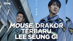 3 Alasan Wajib Nonton Mouse, Drakor Terbaru Lee Seung Gi