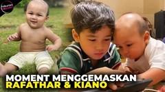 Bak Saudara Kandung! Intip Momen Langka Keakraban Rafathar dan Kiano, Akurnya Bikin Gemes