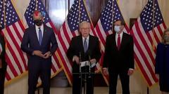 Akankah Senat Baru Bersahabat terhadap Agenda Biden?