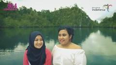 Sweet Escape to Raja Ampat #PesonaIndonesia