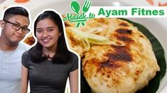 Ayam Fitness Feat AA Utap & Indira Kalistha