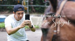 OPPO Reno3 | Express Clearly with Raja Siregar