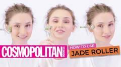 Tips Menggunakan Jade Roller