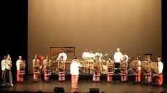 Angklung Orchestra Saung Angklung Udjo - La Vie en rose #MusicBattle