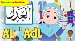 AL 'ADL | Lagu Asmaul Husna Seri 3 Bersama Diva | Kastari Animation