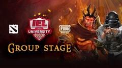 IEL University Super Series 2021 | DOTA 2 Group Stage | Rabu, 17 Februari 2021 - 17 Februari 2021