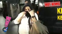Hot News! Dhawiya Tutupi Muka Saat Tiba di Pengadilan Negeri Jakarta Timur