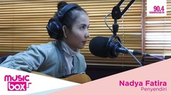 Nadya Fatira on Music Box - Penyendiri