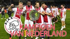 De Graafschap - Ajax Highlights Juara Eredivisie, dengan Luka dari Eropa