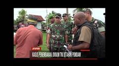 Kasus Penembakkan Warga di Jayapura