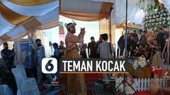 Kocak, Pengantin Pria Jadi Tukang Jepret di Hari Pernikahannya