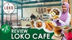 Review Loko Cafe, Tempat Ngopi Enak di Stasiun Bandung