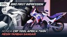Honda CRF 1100L Africa Twin | Bike First Impression | Mesin Tambah Sangar! | OTO.com