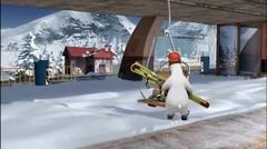 Bernard Bear - Alpine Skiing