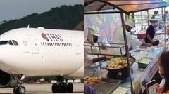 Thai Airways Banting Setir Jualan Gorengan Omset Milliaran Rupiah
