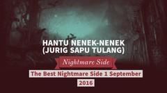 "The Best Nightmare Side 01 September 2016 ""Jurig Sapu Tulang"" Ardan Radio"