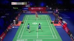 Full Match | Fukushima/Hirota (JPN) 2 vs 1 Matsumoto/Nagahara (JPN) | BWF The DANISA Denmark Open 2020