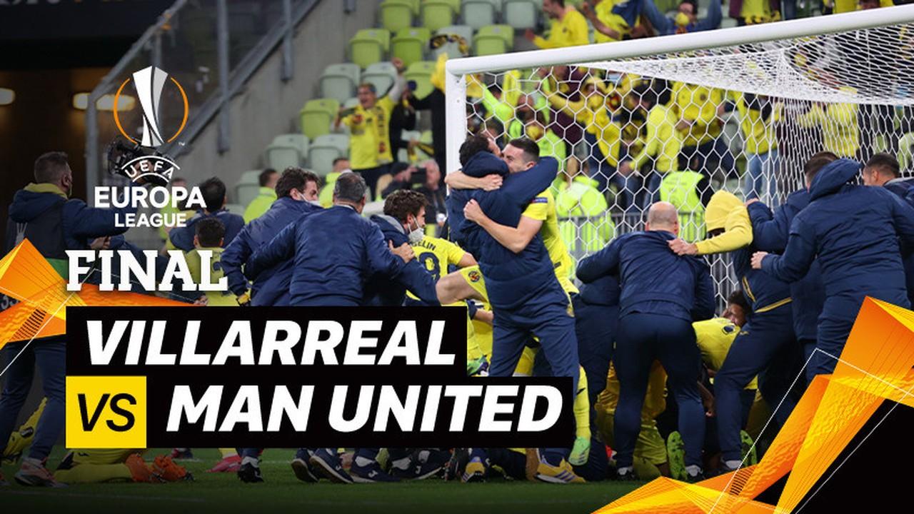 Streaming Mini Match - Villareal vs Manchester United I ...