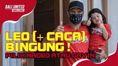 Leo Tupamahu Ditantang Deadly Questions | Bali United Challenge (Chapter 48)