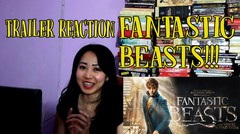 Fantastic Beasts and Where to Find Them - Trailer Reaction w/ Rena