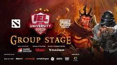 IEL University Super Series 2021 | DOTA 2 Group Stage | Kamis, 18 Februari 2021 - 18 Februari 2021
