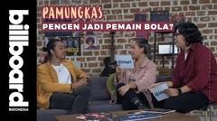 Pamungkas Ditantang Jawab Rapid Question! - #BillboardSpotlight