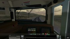 Train Simulator 2017 EMD SD 70 Locomotive Race to The Summit Scenario