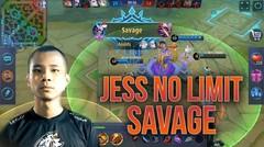 jess no limit savage moment