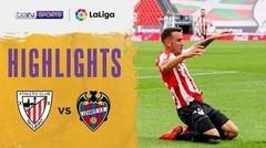 Match Highlight   Athletic 2 vs 0 Levante   La Liga Santander 2020