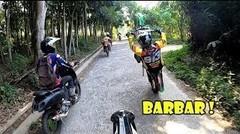 BARBAR TIME ! AUTO DOLLAR KUNING