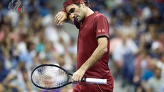 Highlights Roger Federer Kalah dari John Millman di Babak 16 besar US Open 2018 - Dokter Bola