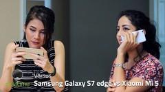 Xiaomi Mi 5 vs Samsung Galaxy S7 edge (feat. Nessie Judge)