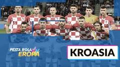 Profil Tim Kroasia di Piala Eropa 2020
