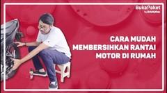 Cara Membersihkan Rantai Sepeda Motor Sendiri di Rumah    BukaPaket for Him