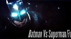 Batman vs Superman Final Fight