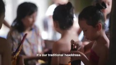 Impian Beta Akan Bumi Yang Damai Lewat Tarian Tari Alus #documentary
