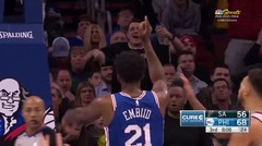 Best of Embiid getting the crowd hype moments from his career thus far