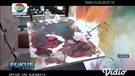 Puluhan Santri Di Jombang Buat Lukisan Raksasa Bertema Perjuangan